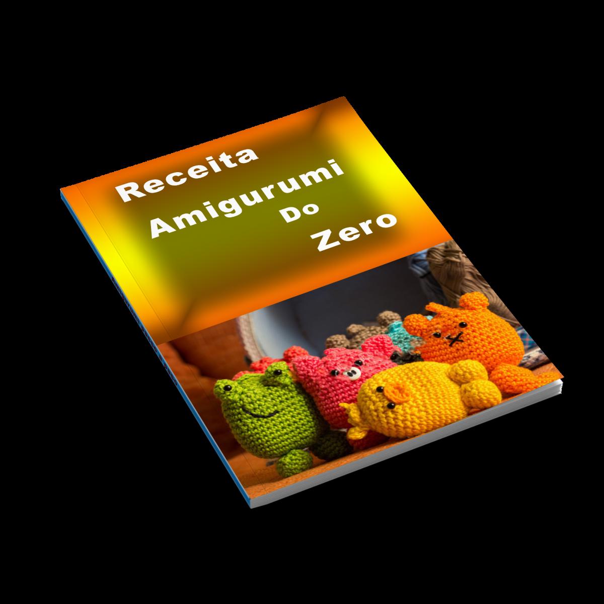 Ebook receitas Amigurumi
