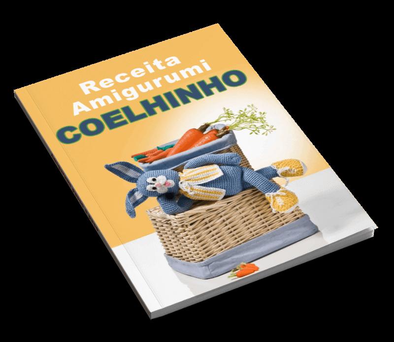 Ebook Coelho de amigurumi